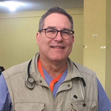 Dr. Luis Gonzalez, Physician